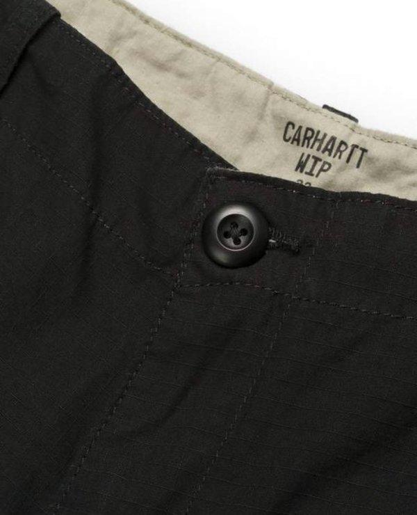 CARHARTT Aviation Shorts - Black