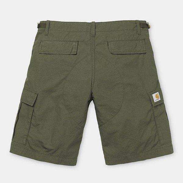 CARHARTT Aviation Shorts - Cypress Green