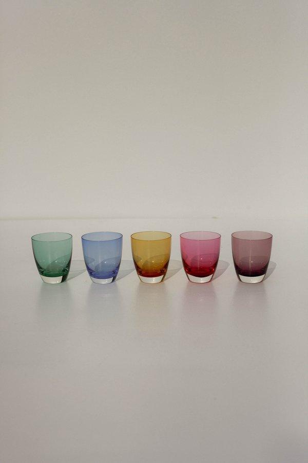 Large Rainbow Shot Glasses