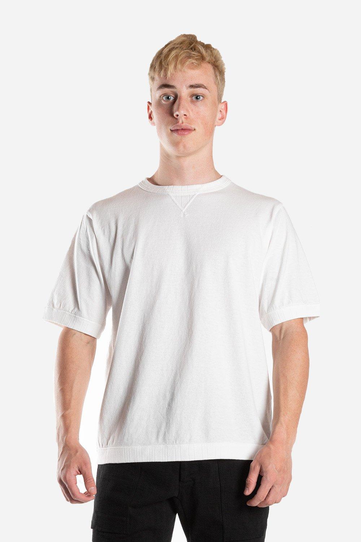 1940s Men's Fashion, Clothing Styles Jackman Ribbed T-Shirt - White $79.00 AT vintagedancer.com