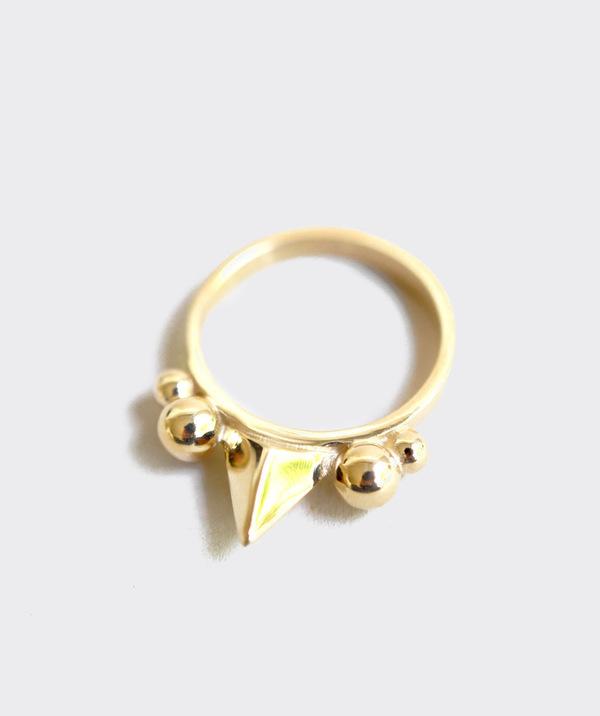 Meadowlark Necklace: Meadowlark Jewellery Thorn Ring
