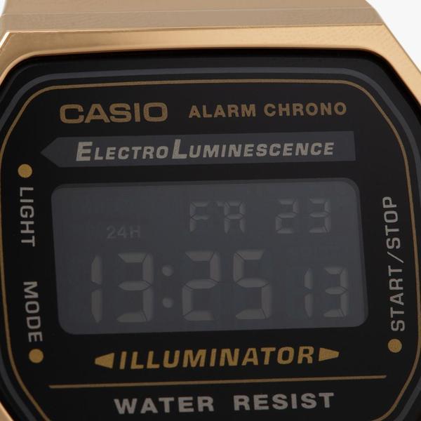 Casio Vintage Watch (GSA168WEGB-1BVT) Black / Gold