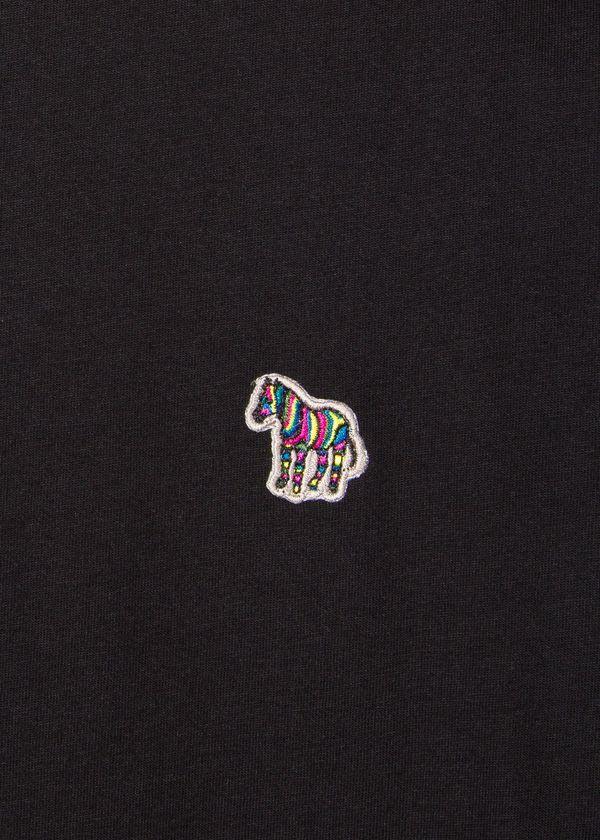 Paul Smith Zebra T-Shirt - Black