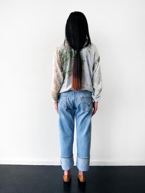 Unisex Anntian Silk Sweater