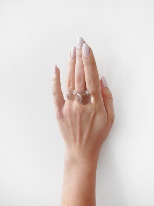 Saskia Diez Sling Ring
