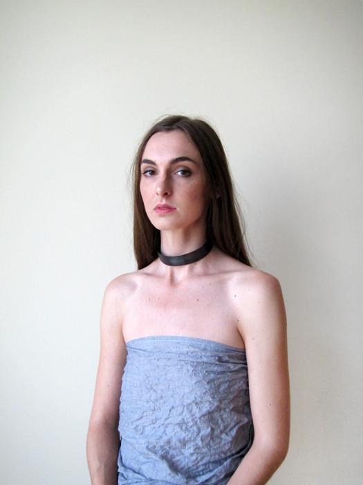 Kat Seale Solid Choker