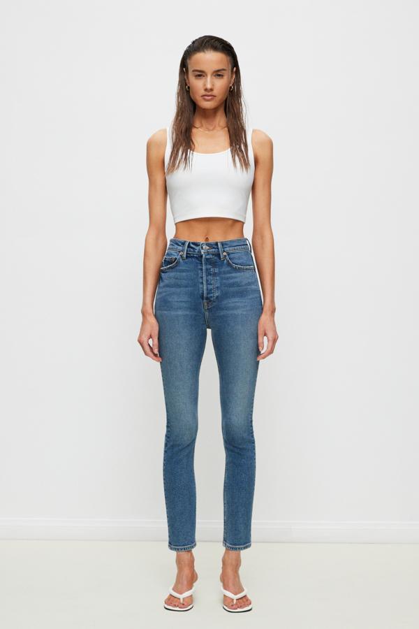GRLFRND Piper Jeans - Laurel Canyon