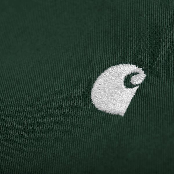 CARHARTT WIP L/S Madison Shirt - green