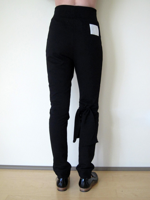 Ann-Sofie Back Sweat Knot Pant