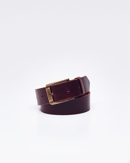 Nisolo Owen Belt - Brandy