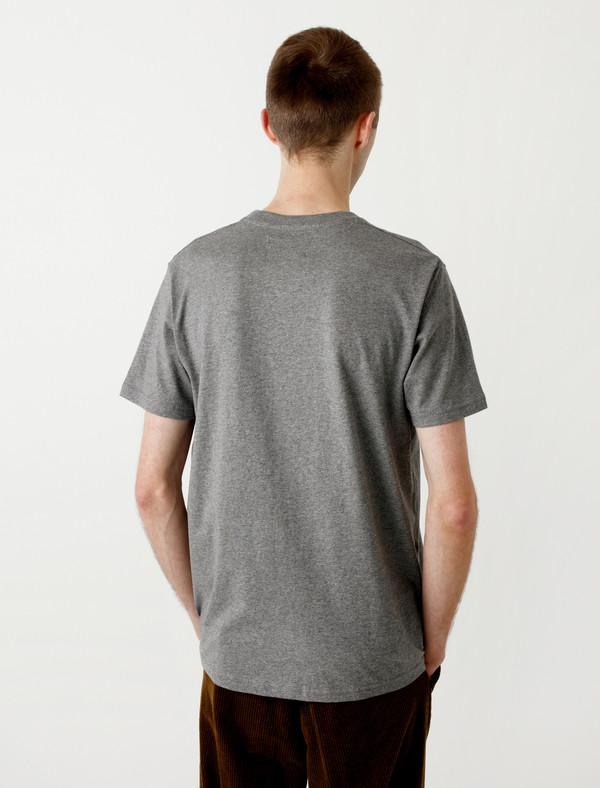 af9a878ae2fc Gosha Rubchinskiy Fila T-Shirt Grey Melange | Garmentory