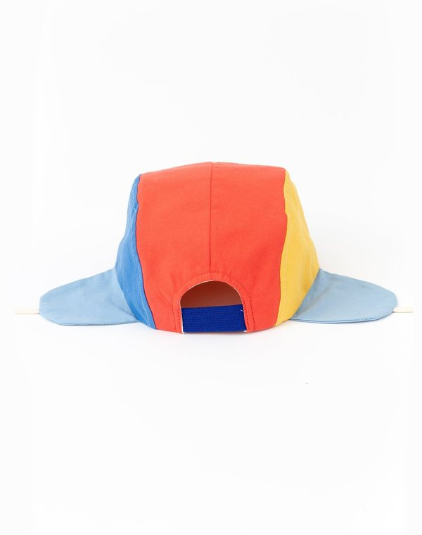 New Kids In the House Wolly in Multi-Color (6-36M)
