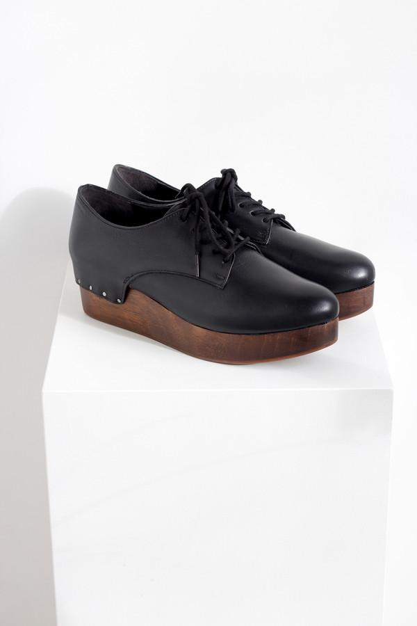 Kelsi Dagger women's clog platform shoe | Garmentory