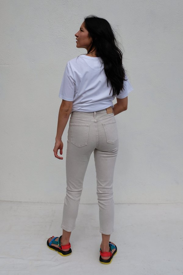 Citizens of Humanity Olivia High Rise Slim Fit DENIM - Feather