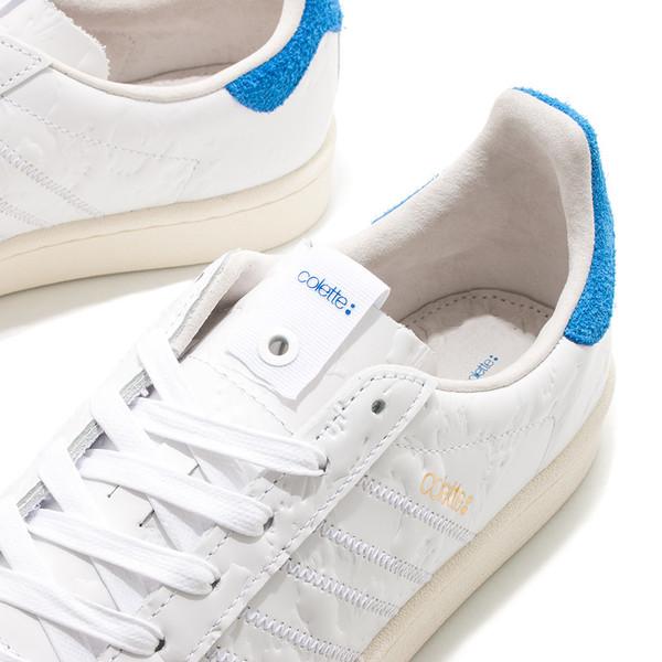 low priced 295b1 94f3d ADIDAS CONSORTIUM X COLETTE X UNDFTD CAMPUS / WHITE BLUE