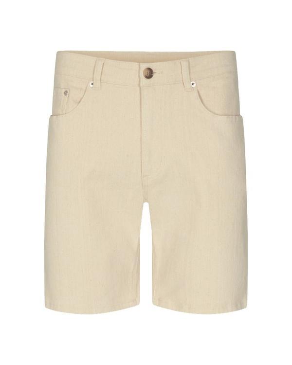 Minimum Samden 8018 Shorts - Broken White