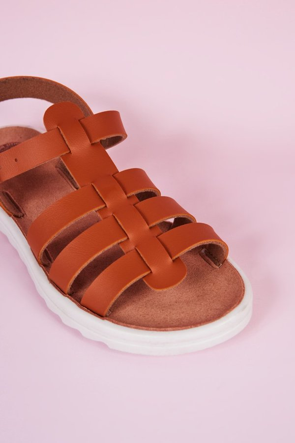 TIOOL DIRECT Sandals - Tan