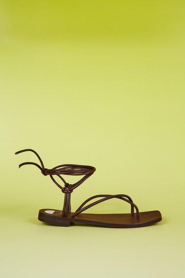 TIOOL GENIUS Sandal - Brown