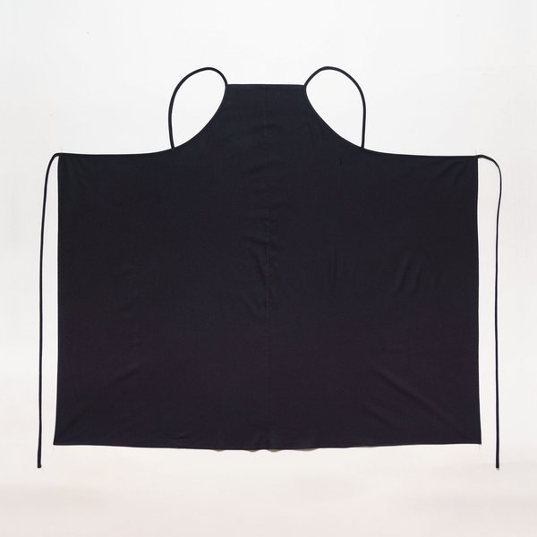 Baserange Yumi Apron Dress - Black