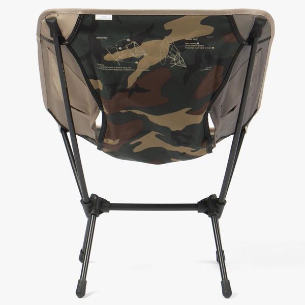 Carhartt WIP x Helinox Valiant 4 Tactical Chair - Camo Laurel