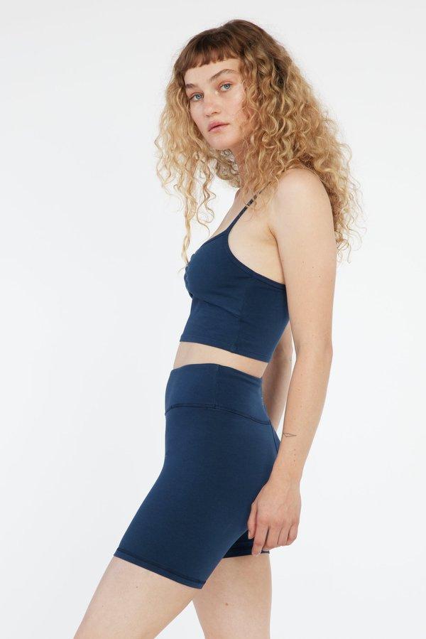 Lacausa Stretch Shorts - Lapis