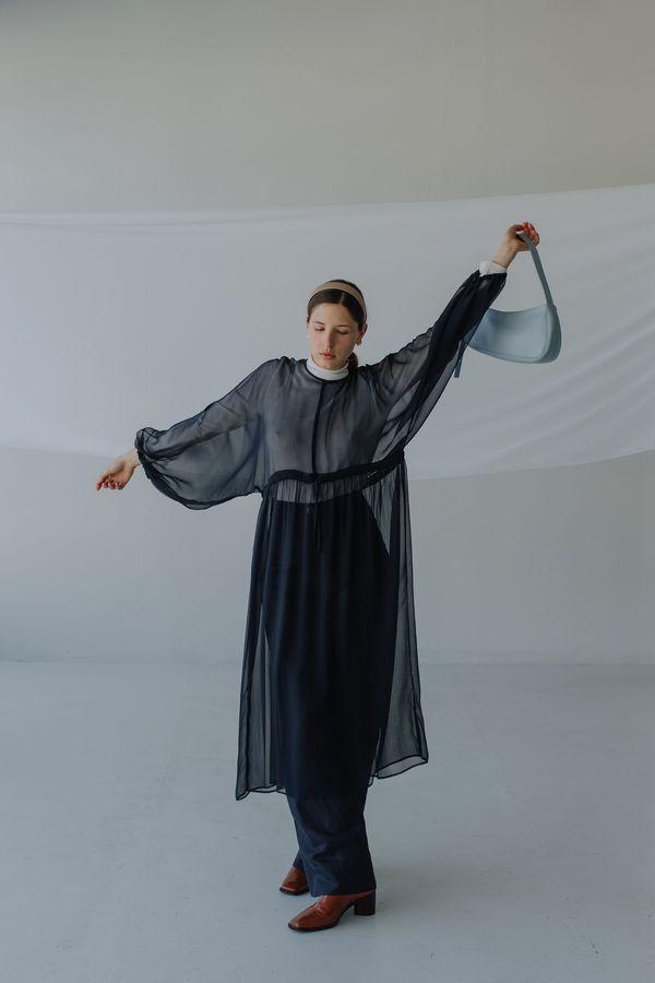 Mina Mali Pant - Long Ink