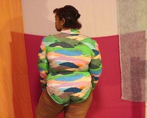 Samantha Pleet Turtle Bodysuit - Hills Are Alive