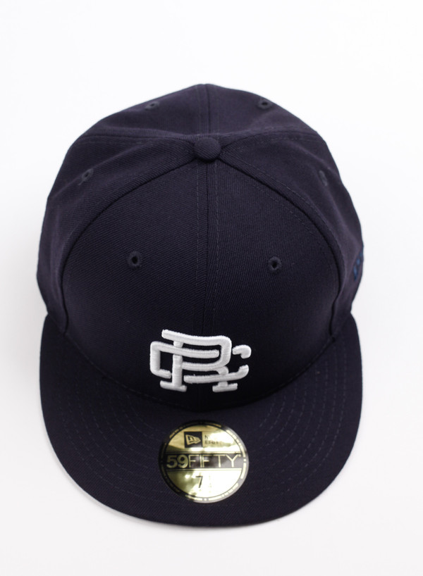 87250cefffc Reigning Champ New Era Embroidered Hat Navy. sold out. Reigning Champ