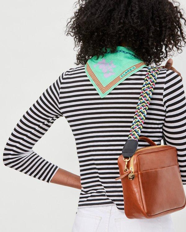Clare V. Multi Braided Shoulder Strap
