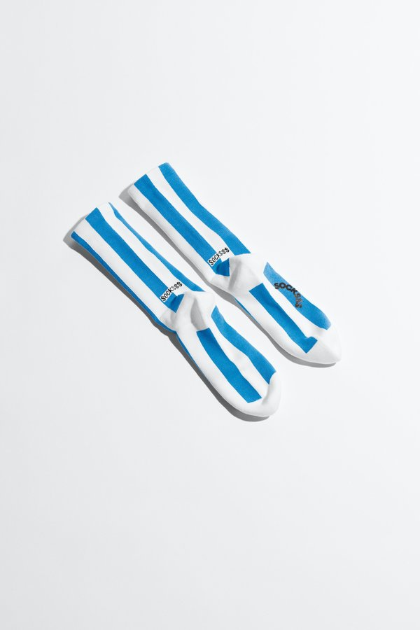 Socksss Tennis Socks - Stripes Diego