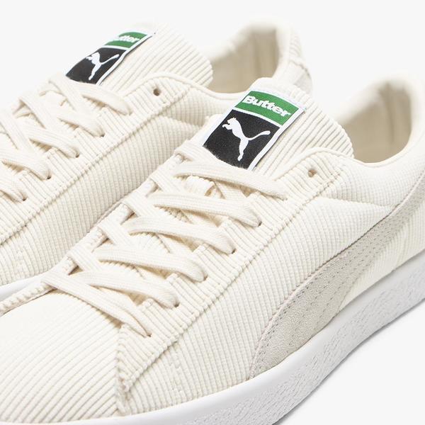 Puma x Butter Goods Basket shoes - white