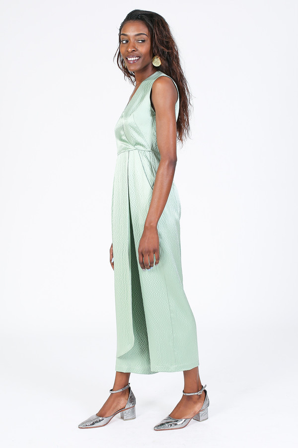 Rachel Comey Swish Jumpsuit In Light Green Garmentory