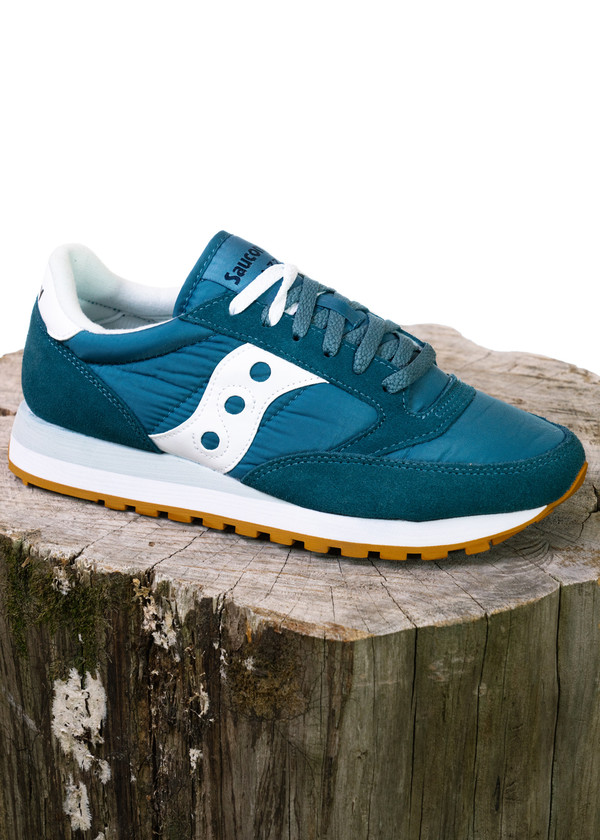 1328d6171d3f Saucony Jazz Original - Blue White