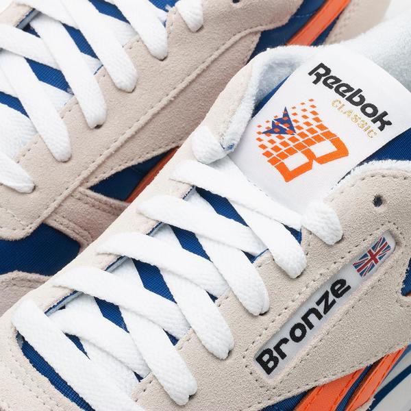 Reebok x Bronze 56K Classic Leather - White