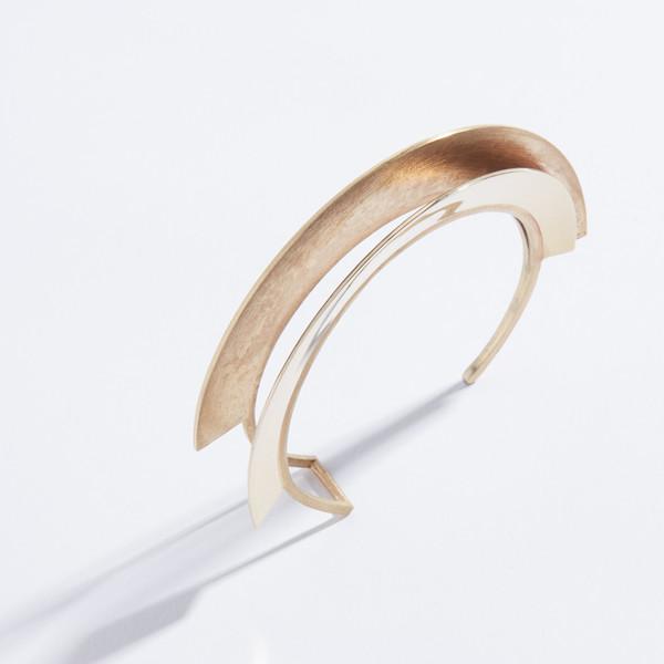 Metalepsis Projects Lygia Cuff Bracelet