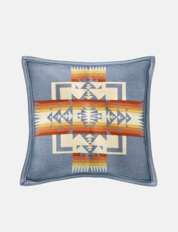 Pendleton Chief Joseph Pillow - Blue
