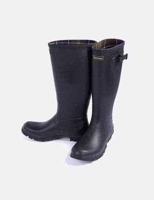 Barbour Bede Wellington Boots - Black