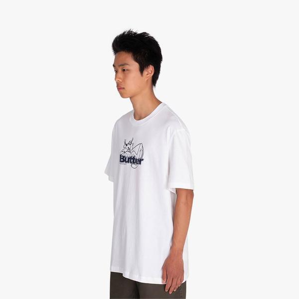 Puma x Butter Goods Logo T-shirt - White