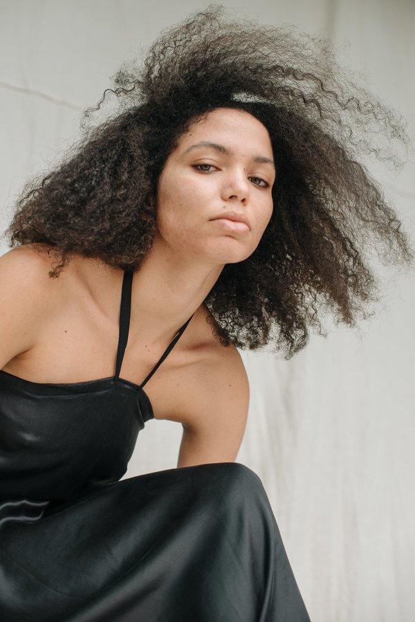 Mina Bliss Dress - Black