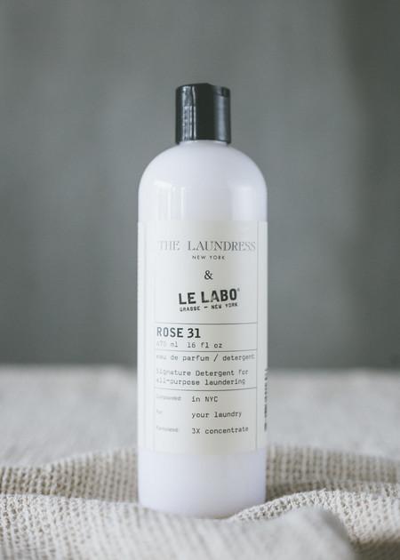 The Laundress x Le Labo Rose 31 Signature Detergent