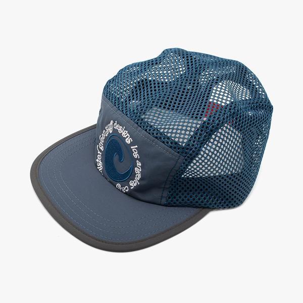 Mister Green Dualism Surf V2 Cap -Navy Blue