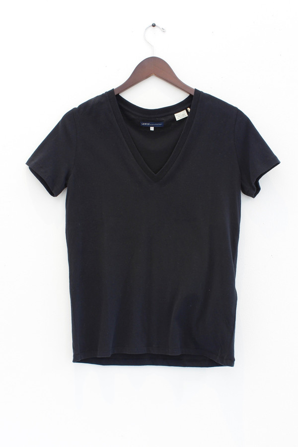 Levis Made And Crafted Levi 39 S V Neck T Shirt Garmentory