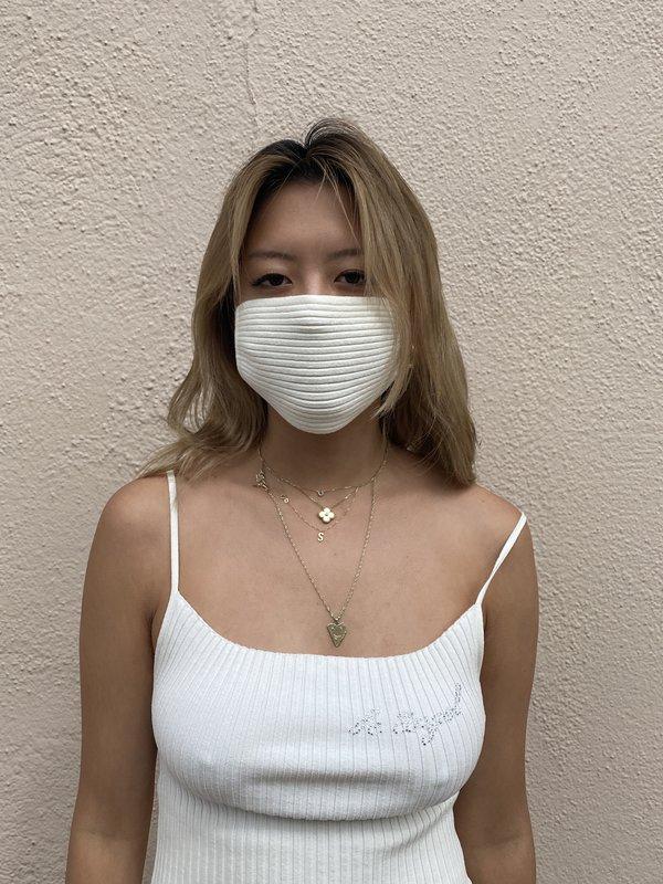 giu giu NONNA Surgical Mask - Ivory