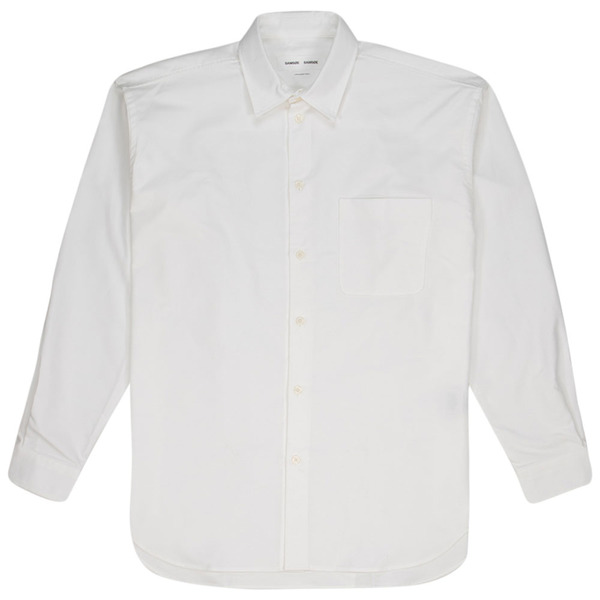 Samsøe & Samsøe luan j 14087 shirt - White