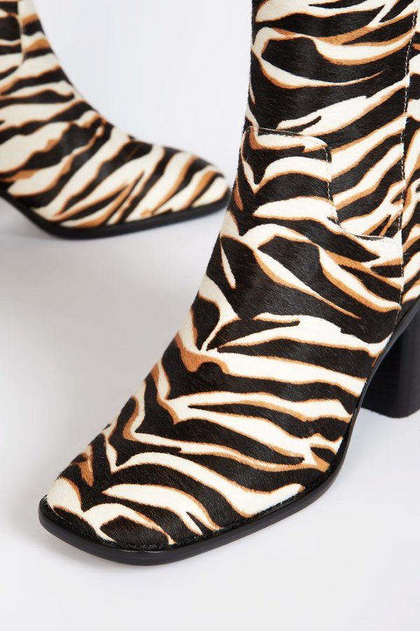 """INTENTIONALLY __________."" PG Boots - Safari"