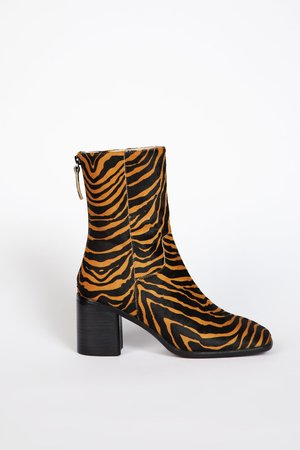 """""""INTENTIONALLY __________."""" PG Boots - Tiger"""