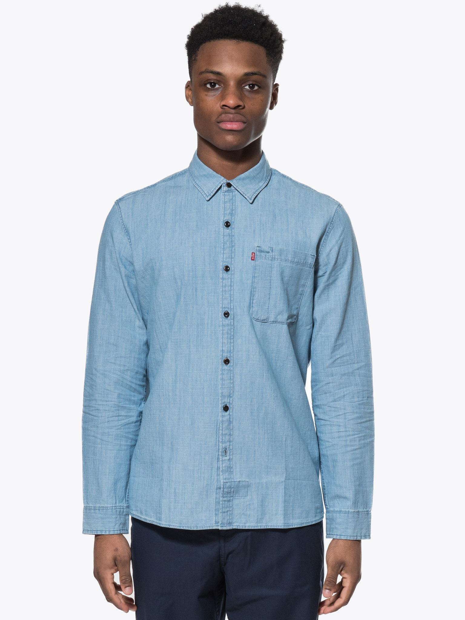 Levis made crafted skateboarding riveter shirt garmentory for Levis made and crafted shirt