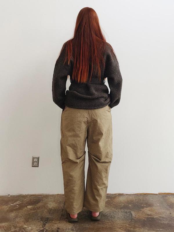 Lauren Manoogian Coto Cardigan - Blackened