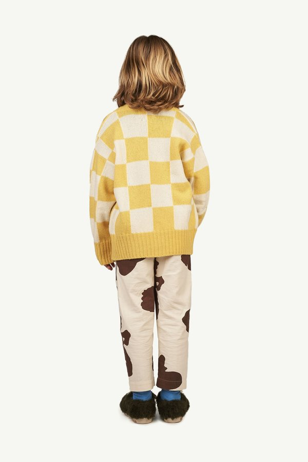 Kids The Animals Observatory Camel Chino - White Cow