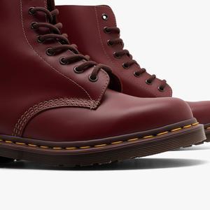 Vintage Dr. Martens Made In England Vintage 1460 Boot - Oxblood Quilon